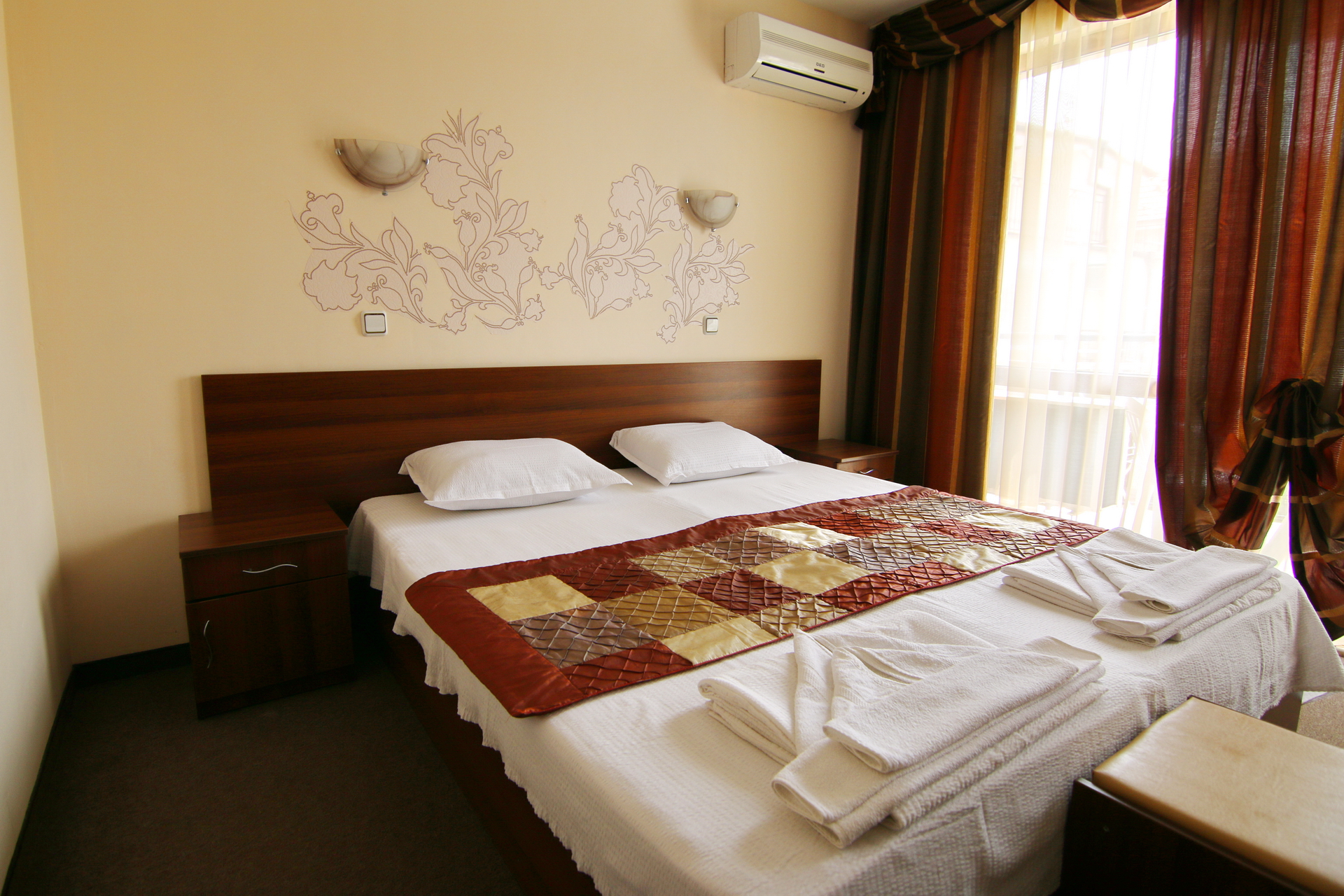 Hotel Vermona room for 2